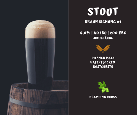 Stout Braumischung #1