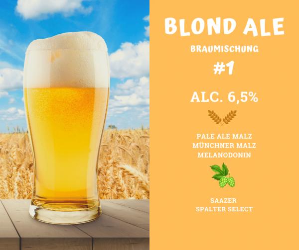 Belgisches Blond Ale #1