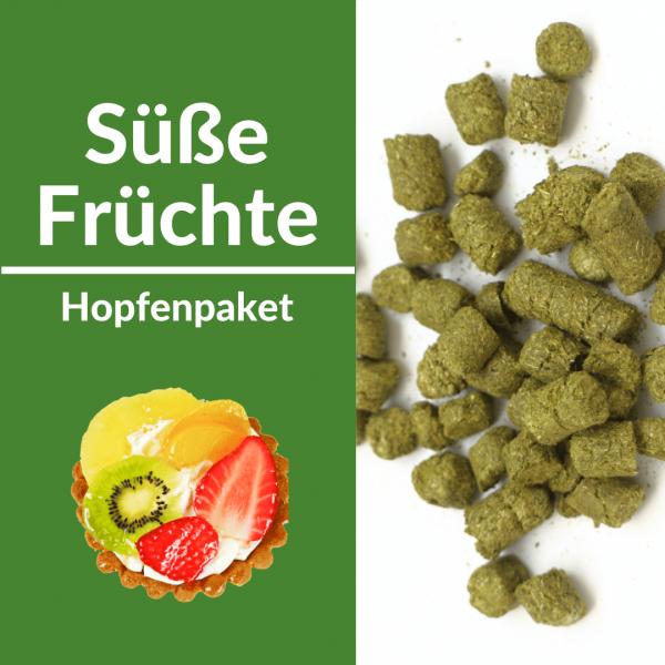 Hopfenpaket süße Früchte Aroma