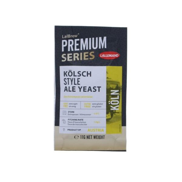 LalBrew® Köln Kölsch Style Ale Yeast - Trockenhefe