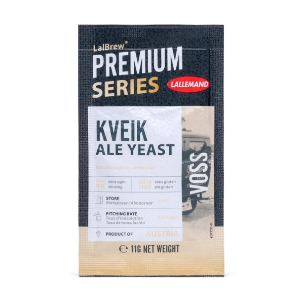 LALLEMAND LalBrew® Premium Voss Kveik Ale