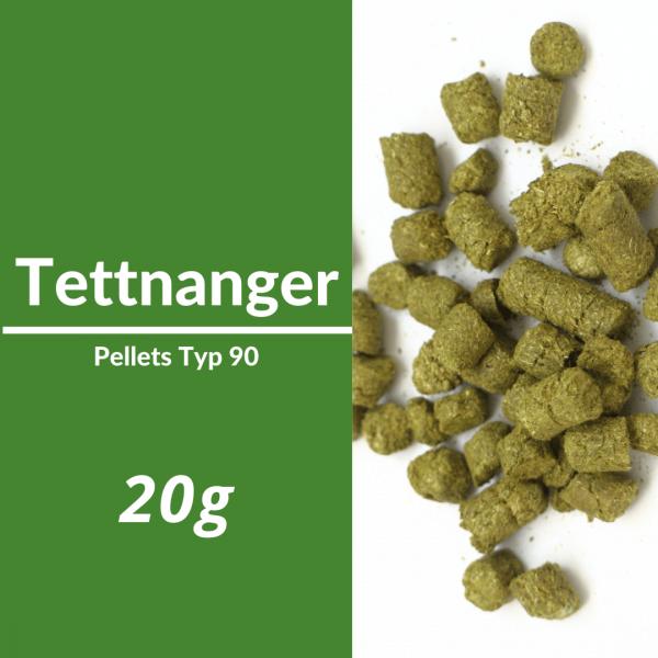 20g Tettnanger Hopfenpellets P90