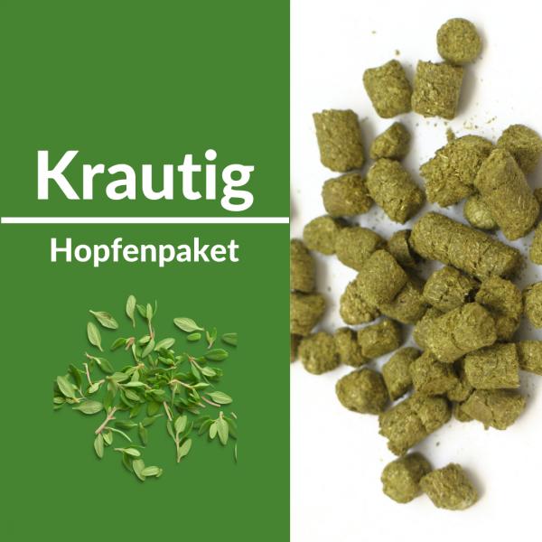 Hopfenpaket Kräuternoten