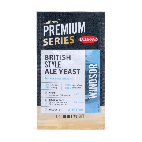 LALLEMAND Lalbrew Windsor™ – British-Style Beer Yeast