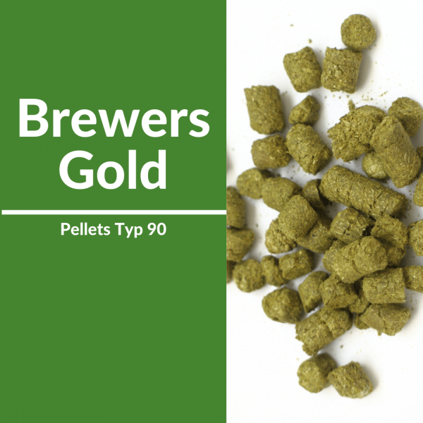 Brewers Gold Hopfenpellets P90