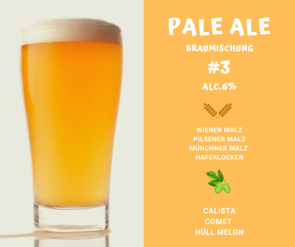 Pale Ale #3