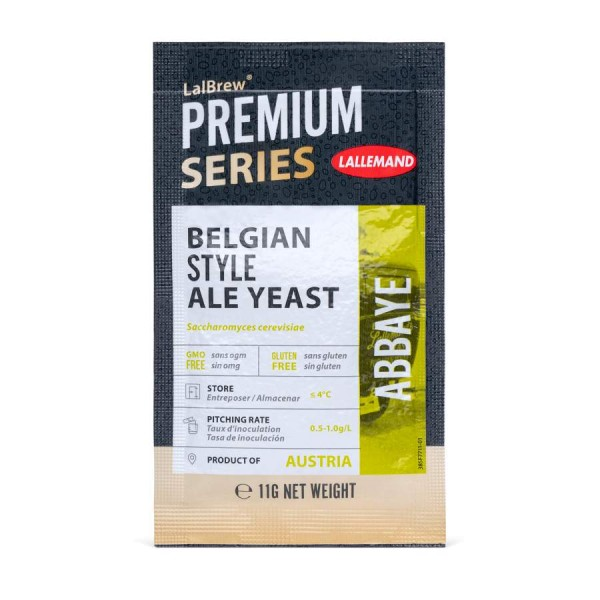 LalBrew® Abbaye Belgian-Style Ale Yeast - Trockenhefe