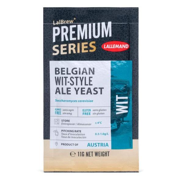 LALLEMAND LalBrew® Premium trocken Bierhefe Wit - 11 g