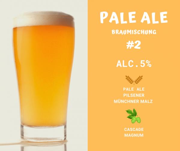Pale Ale #2 - Cascade