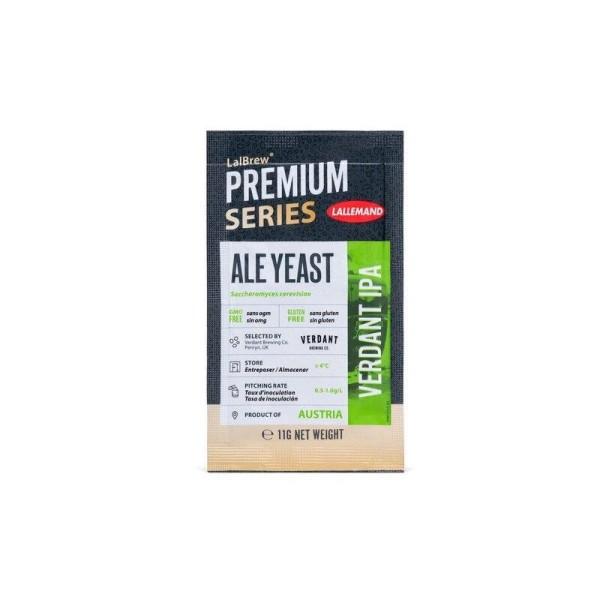 LalBrew® Verdant IPA Ale Yeast | Trockenhefe 11g