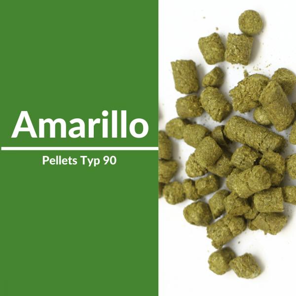 Amarillo Hopfenpellets Typ90