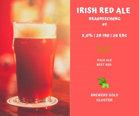 Irish Red Ale Braumischung
