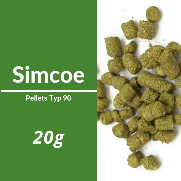 Simcoe Hopfenpellets P90